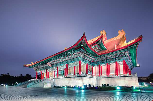 national-chiang-kai-shek-cultural-center-taipei-National Chiang Kai Shek Cultural Center Taipei