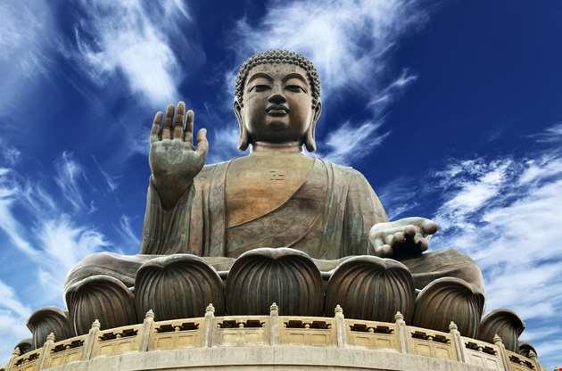 giant-buddha-hong-kong-Giant Buddha Hong Kong