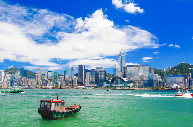 hong-kong-harbour-Hong Kong Harbour
