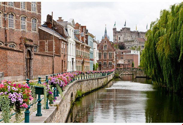 Historic Center of Ghent