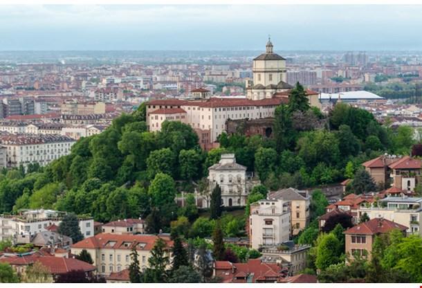 Torino Monte Dei Capuuccini