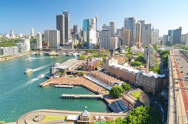 Sydney General View