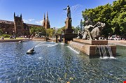 sydney-landmark-hyde-park-Sydney Landmark Hyde Park