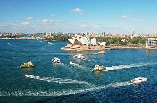 sydney-opera-house-overview-Sydney Opera House Overview