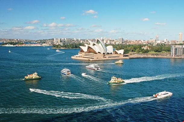 Sydney Opera House Overview