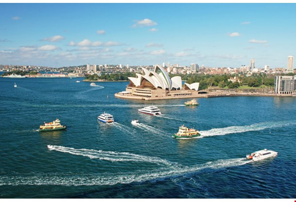 Sydney Opera House Overview