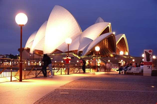 sydney-opera-house-Sydney Opera House