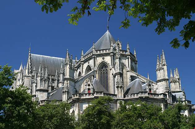 Cathedral Of Nantes-Cathedral Of Nantes