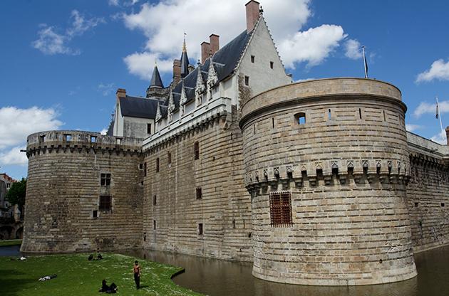 Nantes Castle-Nantes Castle