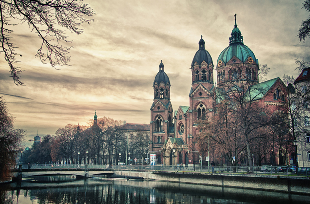 beautiful-church-munich-Beautiful Church Munich