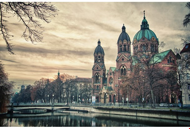 Beautiful Church Munich