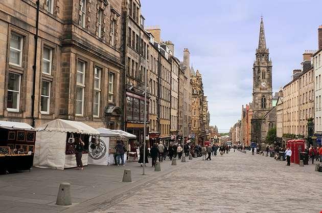 royal-mile-edinburgh-Royal Mile Edinburgh