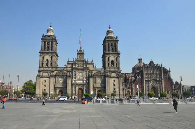 mexico-city-metropolitan-cathedral-Mexico City Metropolitan Cathedral