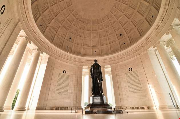 thomas-jefferson-memorial-Thomas Jefferson Memorial
