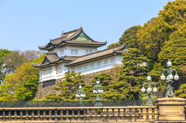 tokyo-imperial-palace-Tokyo Imperial Palace