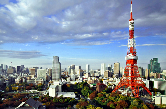 tokyo-tower-Tokyo Tower