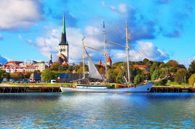 old-town-in-tallinn-Old Town in Tallinn