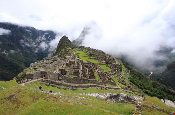 Machu Picchu Archaeological Site