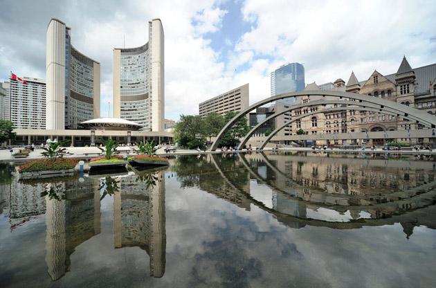 city-hall-of-toronto-City Hall of Toronto