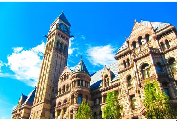 Old City Hall of Toronto