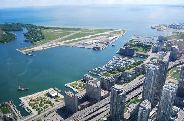 toronto-aerial-view-Toronto Aerial View