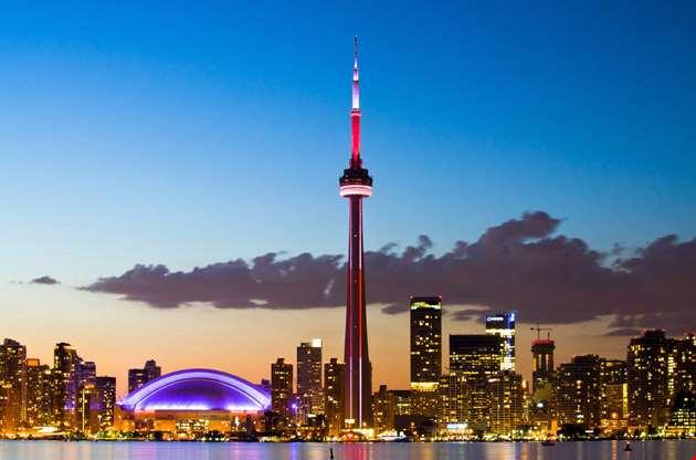 toronto-city-scape-Toronto City Scape