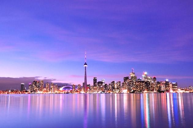 toronto-skyline-Toronto Skyline