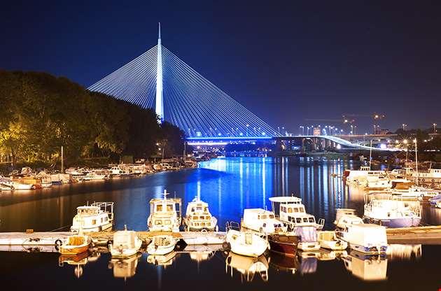 belgrade-serbia-marina-Belgrade Serbia Marina