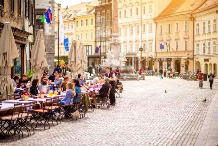Ljubljana Cafes-Ljubljana Cafes