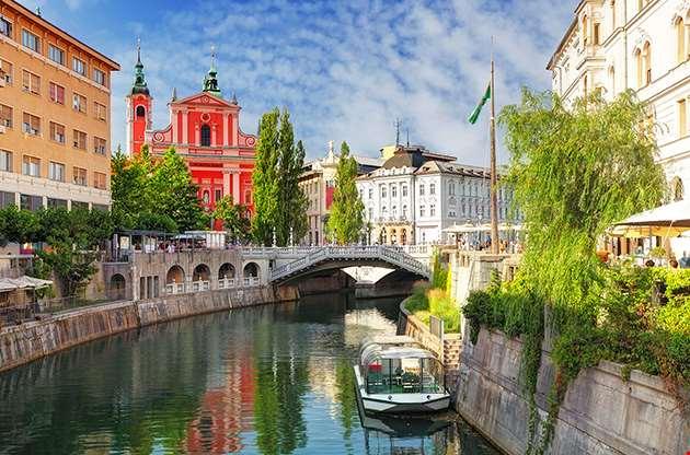 ljubljana-slovenia-Ljubljana Slovenia