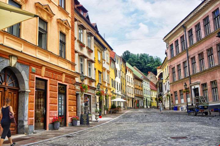 Ljubljana Street View-Ljubljana Street View