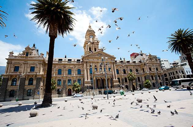 city-hall-of-cape-town-south-africa-City Hall Of Cape Town South Africa