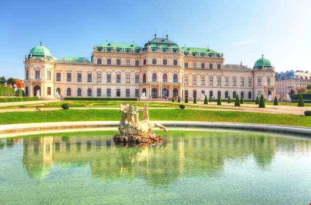 belvedere-palace-Belvedere Palace
