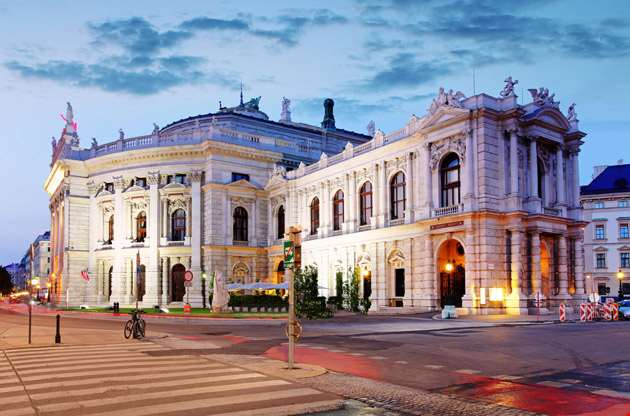 the-state-theater-burgtheater-The State Theater Burgtheater