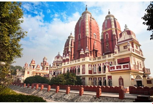 Laxmi Narayan Temple Or Birla Madir New Delhi