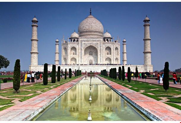 The Taj Mahal Agra