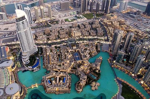 dubai-city-view-Dubai City View