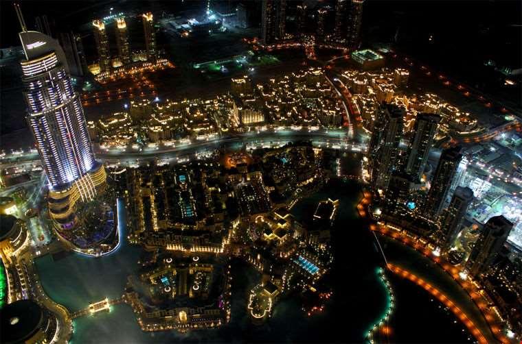 Must visit in Dubai