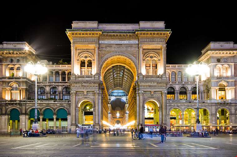 Must visit in Milan