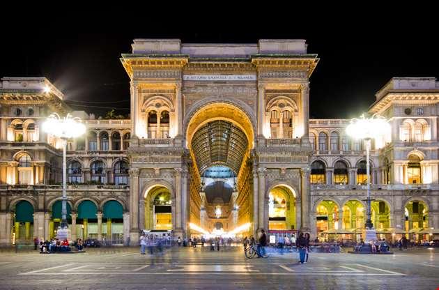 vittorio-emanuele-ii-gallery-milan-Vittorio Emanuele Ii Gallery Milan