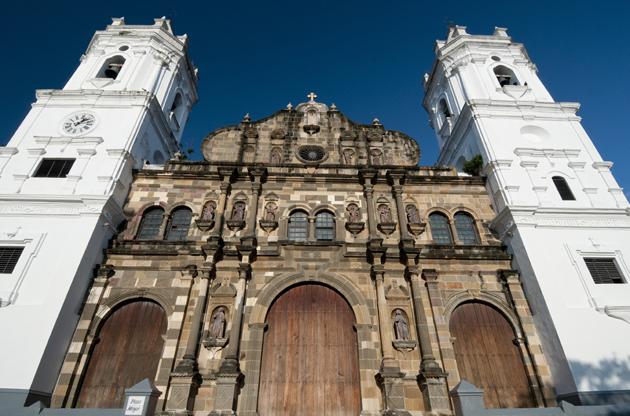 panama-cathedral-sal-felipe-old-quarter-Panama Cathedral Sal Felipe Old Quarter