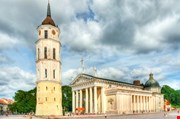 cathedral-of-vilnius-lithuania-Cathedral Of Vilnius Lithuania