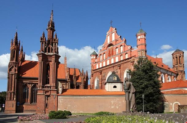 Saint Anne S Church Vilnius