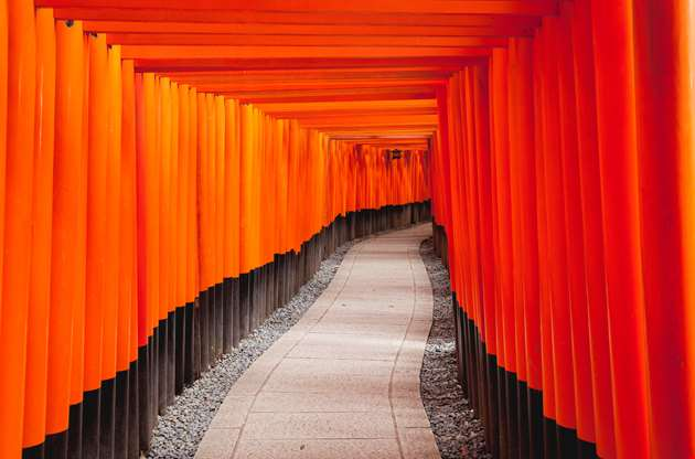 fushimi-inari-taisha-shrine-kyoto-Fushimi Inari Taisha Shrine Kyoto