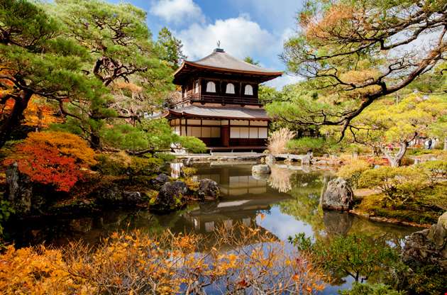 ginkakuji-temple-Ginkakuji Temple
