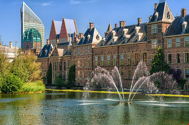 The Hague (Den Haag) Capital Of The Netherlands