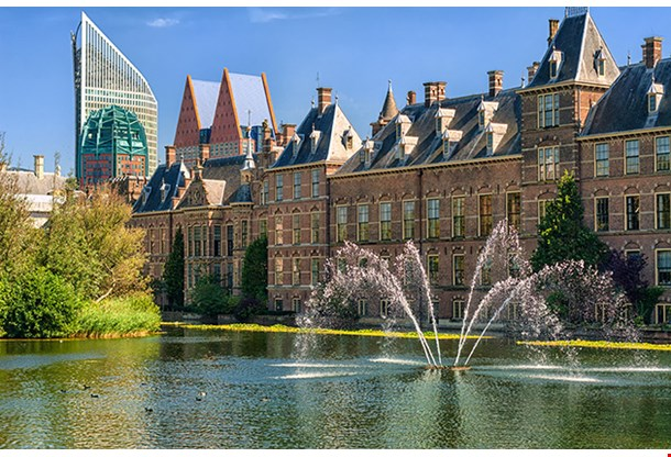 The Hague (Den Haag) Capital Of The Netherlands