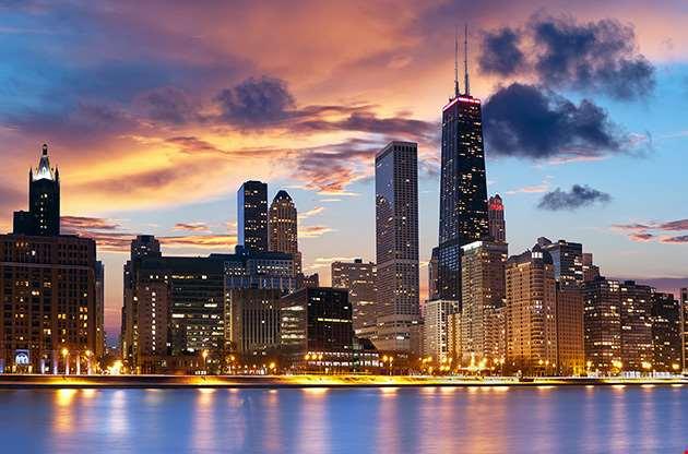 chicago-skyline-Chicago Skyline