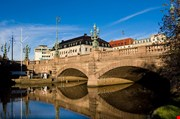 goteborg-bridge-Goteborg Bridge, Götheborg, Sweden