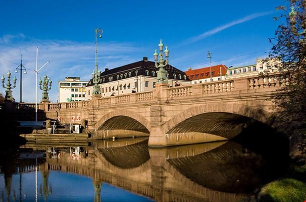 Goteborg Bridge, Götheborg, Sweden